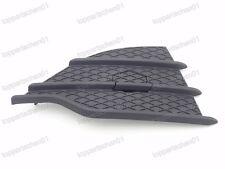 1Pcs RH Front Bumper Cover Grille Insert Satin Black for Ford Escape 2013-2016