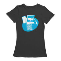 """""""I'm Here Because You Broke Something"""" Quote, Computer Women's Black T-shirt"""