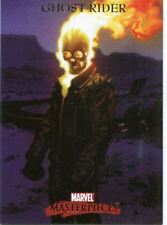 Marvel Masterpieces 2007 Base Card #32 Ghost Rider