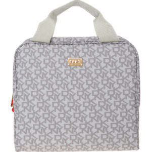DKNY Lunch Bag monogram design, insulated, New, RRP £60