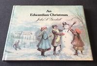 An Edwardian Christmas John S Goodall Signed 1st Edition