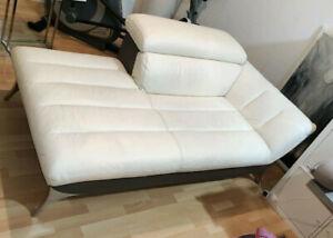 Designer Ledercouch aus Italien - echt leder couch gebraucht sehr gut