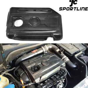 Carbon Motorhaube Haube Passt für VW Golf 6 MK6 GTI 2009-2013 Tuning Motordeckl