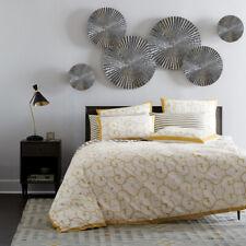 6 pcs Mirror Finish Sunburst Aluminum Wall Sculpture Decorative Wall Art Hanging