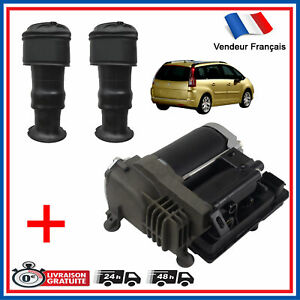 Compresseur avec 2 Suspensions Pneumatique C4 Grand Picasso 9682022980  5277.E5