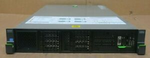 "Fujitsu Primergy RX300 S7 2x 8-Core E5-2690 2.90GHz 64GB Ram 8x 2.5"" Bay Server"