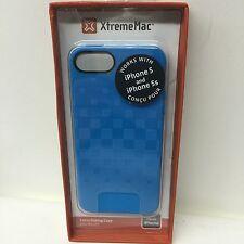 XtremeMac IPP-TWN-23 Tuffwrap Case for iPhone 5/5s - Peacock Blue