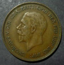 1935 Great Britain 1 Penny