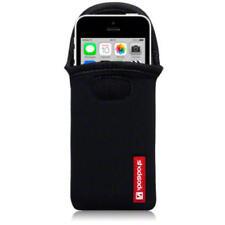 For New Apple iPhone SE/5/5S Neoprene Case Cover Pouch Sleeve Black Shocksock
