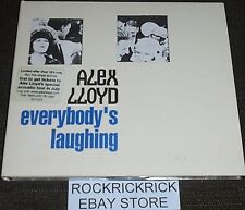 ALEX LLOYD - EVERYBODY'S LAUGHING -4 TRACK CD EP- (DIGIPAK)