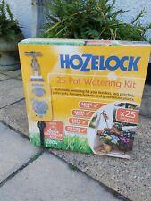 Hozelock 25 Pot Watering Kit BNIB