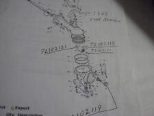 1030/1035/1020  massey ferguson part  4wheel drive 72102121 3283276m1