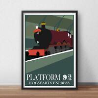 Harry Potter Hogwarts Scene Poster TA357