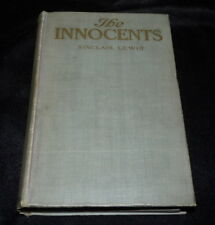 The Innocents  A Story for Lovers by Sinclair Lewis - 1917 novel - 1st Edition