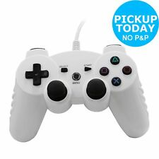 PS3 Wired Controller - White.