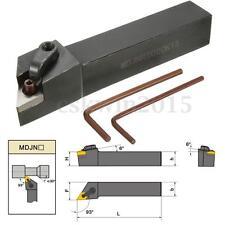 Mdjnr2020k15 Index Turning Tool Holder CNC Lathe W/ 2pcs Spanner for Dnmg1504