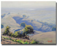 Paper Landscape Decorative Posters & Prints