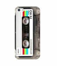 Coque iphone 5 5S SE Cassette tape FE90 K7 vintage retro