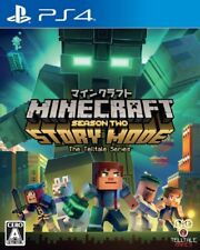 NEW PS4 Minecraft Story Mode Season Two 2 JAPAN Sony PlayStation 4 import game