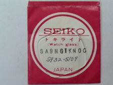 NOS Seiko SA9N61KN00 Glass Crystal      sek-300