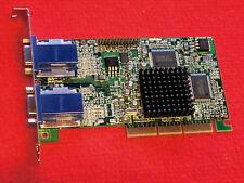 AGP-GRAFIKKARTE Matrox Millenium G450 16MB DualHead für 2 Monitore 4xAGP NUR: