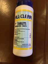 1 Inch Chlorine Tablets For Spa 2 LB Commercial Grade...
