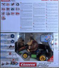 car donkey kong kart 7 auto radiocomandata radio control car nuova new 20 KM/h v