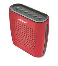 Bose SoundLink Color Portable Bluetooth Speaker -- Red Color