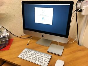 "Apple iMac A1418 21.5"" Desktop - MD093B/A (November, 2012) With SuperDrive"