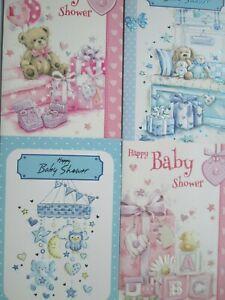 """ Happy Baby Shower""  Greeting Card - Heartstrings Bambino"