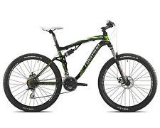 "Bici Torpado MTB Full Suspension HURRICANE T550 27,5"" cambio shimano acera L-49"
