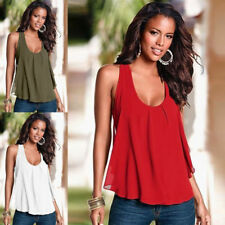 Plus Size Chiffon Crew Neck Fitted Women's Tops & Shirts
