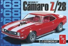AMT [AMT] 1:25 1968 Camaro Z/28 Plastic Model Kit AMT868