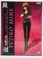 LUPIN III Mine Fujiko Master Stars Piece Pvc Action Figure Statue Banpresto