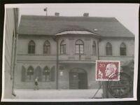 BERLIN MK 1960 191 ROBERT KOCH BIOLOGE MAXIMUMKARTE MAXIMUM CARD MC CM c7263