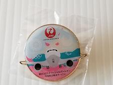 JAPAN AIRLINES 2020 TOKYO OLYMPIC SPONSOR PIN.