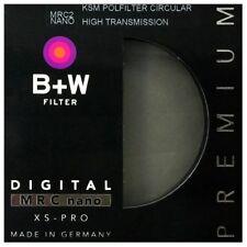 Nuevo B+W XS-Pro Kasemann MRC NANO Filtro Polarizador Circular KSM CPL-  58mm