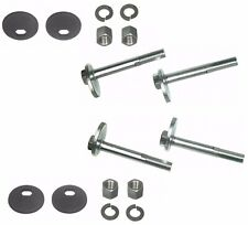 For Ford Mustang Lincoln Mercury Set Of 2 Alignment Caster Cam Bolts Kit Moog