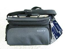 Genuine Original Sony LCS-U10 Soft Carrying Case for Camcorder/Camera NEX