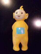 "Teletubies Laa-Laa Yellow PVC Figure 6"" Playskool 1998 Loose"