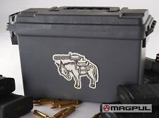 Magpul® Donkey Gunner Sticker / Decal - Gunner AR / AK Hunting Tactical