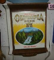 Olympia Beer Lighted Beer Sign