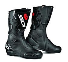 Stivali da corsa per motociclista 100% pelle