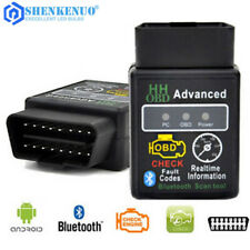 HH OBD2 Bluetooth Auto Car ELM327 Advanced Diagnostic Scanner Tool Code Reader