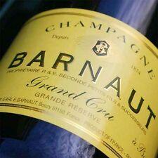 12 BT DA 0,375 LT. CHAMPAGNE GRANDE RESERVE BARNAUT