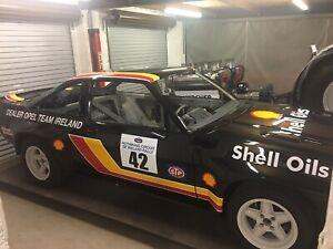 Opel Manta 400 - Austin McHale Team Ireland - Decal Kit