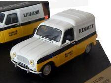 "Renault 4 F4 1963 ""Renault service"" VITESSE/RENAULT"