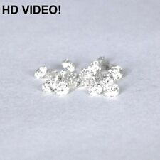 0.5 ct SI / H  lot  Round Brilliant Loose real Diamonds  0.03ct to 0.04ct