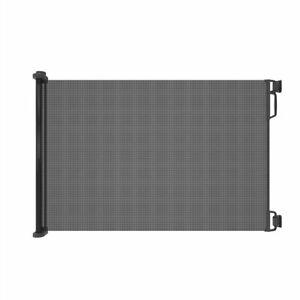 Perma Child Safety 1.8m Warm Black Retractable Gate
