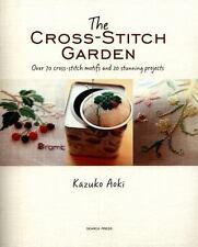 THE CROSS-STITCH GARDEN - AOKI, KAZUKO - NEW PAPERBACK BOOK